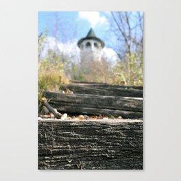 Steps - Last Triumph  Canvas Print