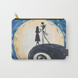 Jack Skellington & Sally Carry-All Pouch