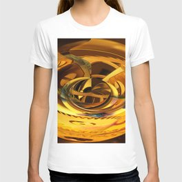 Trapped in the Past T-shirt