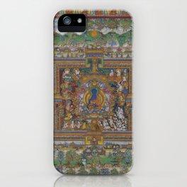 Medicine Buddha iPhone Case