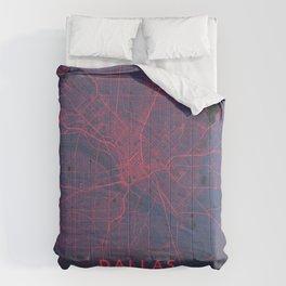 Dallas, United States - Neon Comforters