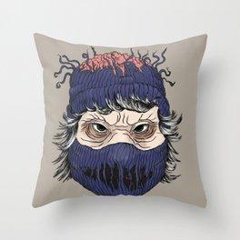 Professionally Deviant Throw Pillow