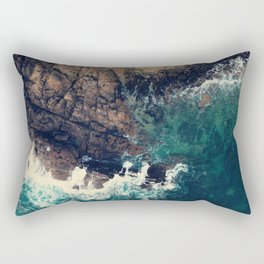 ocean breeze Rectangular Pillow