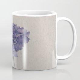 Dried Blue Hydrangea II Coffee Mug