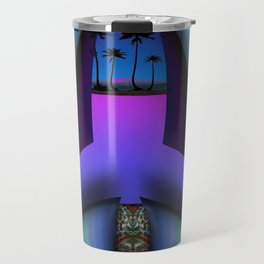 California Shaman by Kenny Rego Travel Mug