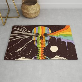 Dark Side of Existence Rug