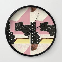 """aconseguir"" Wall Clock"