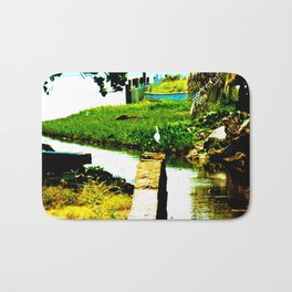 Wild Bird Bath Mat