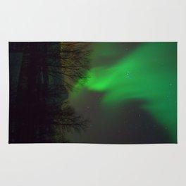 Northern Lights over Norway Rug
