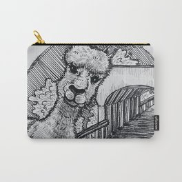 Vermont? Alpaca my bags. Carry-All Pouch
