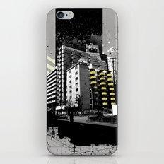 CMYK Triptych - Yellow iPhone & iPod Skin