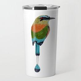 TURQUOISE BROWED MOTMOT Travel Mug