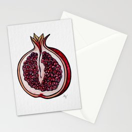 life and death in Granada Stationery Cards