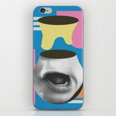 Pescuza iPhone & iPod Skin