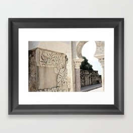The Shining City ll Framed Art Print