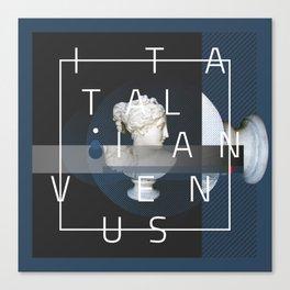 Italian Venus #everyweek 46.2016 Canvas Print