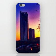 Sunset-The Razor iPhone & iPod Skin