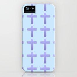 Christian Cross 31 iPhone Case