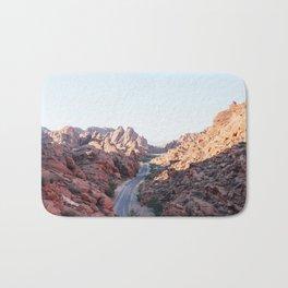 Valley of Fire Bath Mat