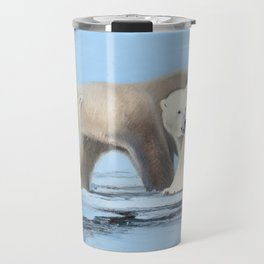 Brothers - Polar Bears Travel Mug