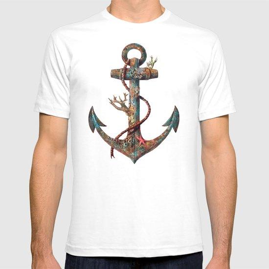 Lost at Sea - colour option T-shirt