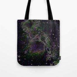 Dimensional Portal Tote Bag