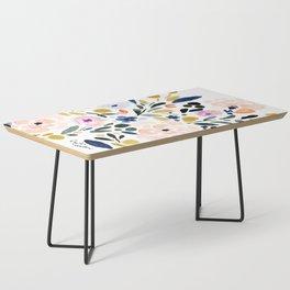 Sierra Floral Coffee Table