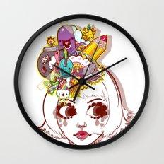 Legitimate Hat Wall Clock