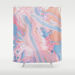 Harbor Island Shower Curtain