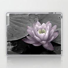 Pink Waterlily Laptop & iPad Skin