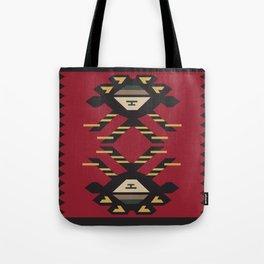 American Native Pattern No. 33 Tote Bag