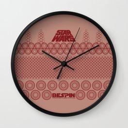 Star Wars- Bespin Wall Clock