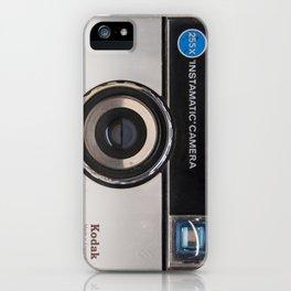 Instamatic Camera iPhone Case