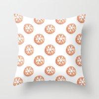 cookies Throw Pillows featuring Cookies! by nekoconeko