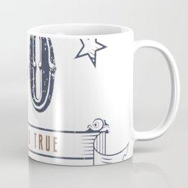 40th-Birthday---Vintage-40-Tried-&-True Coffee Mug