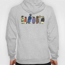 Victorian Penguins Hoody