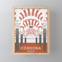 Córdoba Art Print Framed Mini Art Print