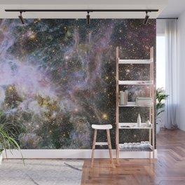 Cosmic Tarantula Nebula (infrared view) Wall Mural