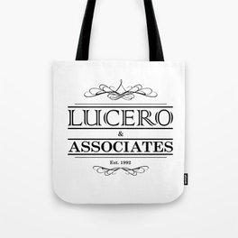 Lucero & Associates Tote Bag