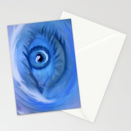 Blue Eye Surprise Stationery Cards