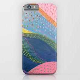 """Corales"" Marisa Moscoso iPhone Case"