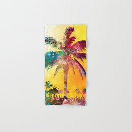 Palm in the Sun Hand & Bath Towel