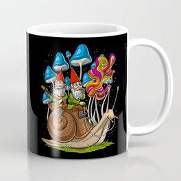 Mushroom Gnomes Coffee Mug