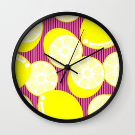 Lem'ie Ask You A Question Wall Clock