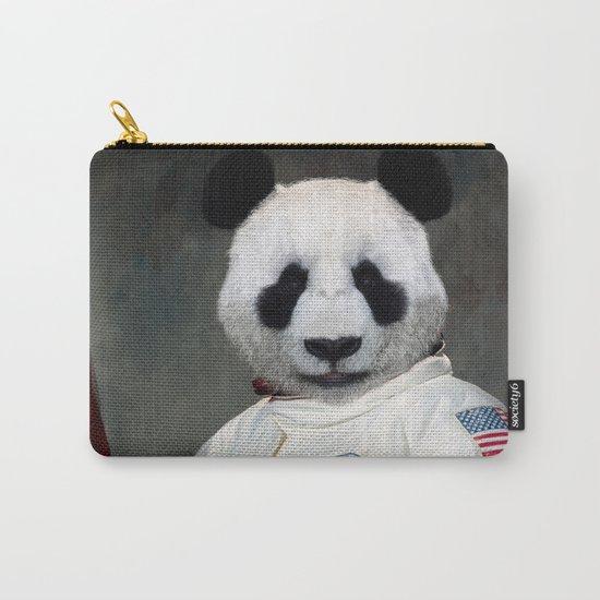 Bear-o-naut Carry-All Pouch