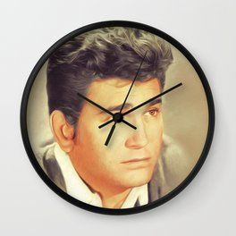 Michael Landon, Actor Wall Clock