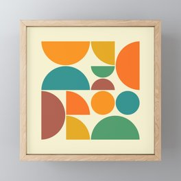 SYSTEMS 46 Framed Mini Art Print