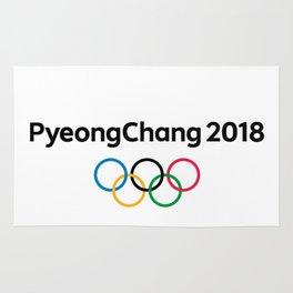 PyeongChang 2018 Winter Olympics Rug