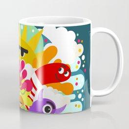 Monster Sunshine Friends Coffee Mug