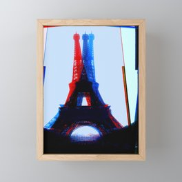 Architectural Shapes #5 Framed Mini Art Print